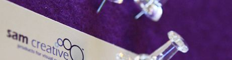 Perfectly Purple, Black frame