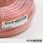 Speaker Cable 2x 2.5 mm2, 10m